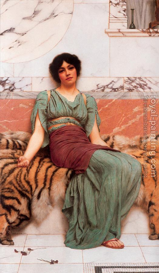John William Godward : Sweet Dreams